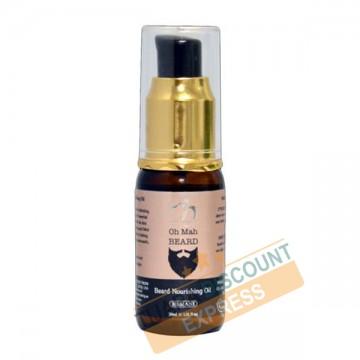 Oh Mah Beard - huiles nourrissante pour barbre senteur oud (30 ml)