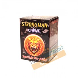 Strong man crème