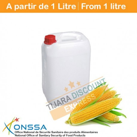 Corn oil in bulk