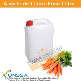 Huile de carotte en vrac