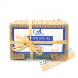 Handmade soap with Nila sahraouia