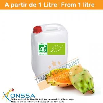 Organic prickly pear seeds oil in bulk