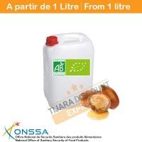 Organic argan oil in bulk
