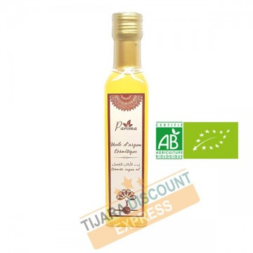 Huile d'argan bio (250 ml)