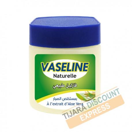 Vaseline à l'extrait d'aloe vera