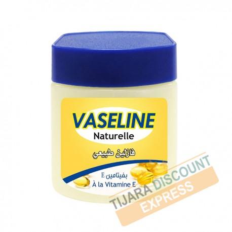 Vaseline with vitamin E