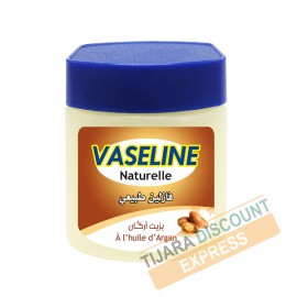 Vaseline with argan oil