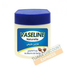 Vaseline with shea butter