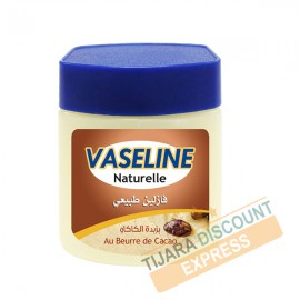 Vaseline with cocoa butter