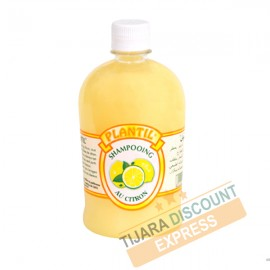 Shampoing au citron