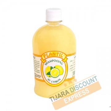 Shampoo lemon