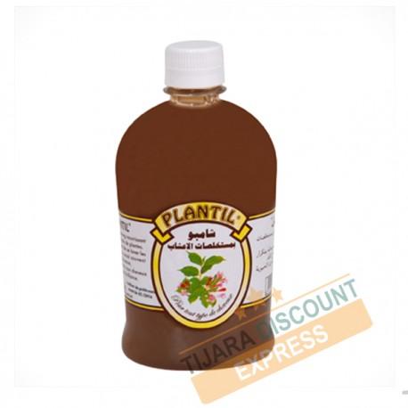 Shampoo plants extracts
