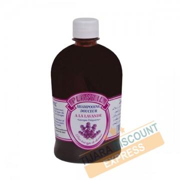 Shampoo lavender softness