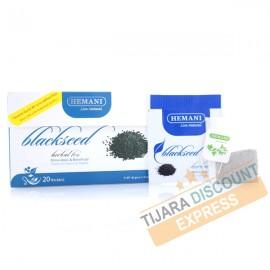 Herbal tea black seed