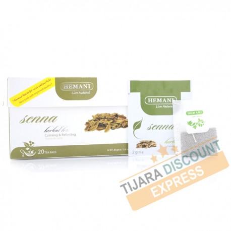 Tisane aux feuilles de senne