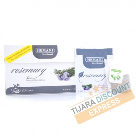Herbal tea rosemary