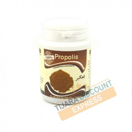 Propolis 400mg - 40 capsules