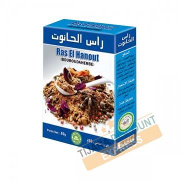 Ras el hanout (bouroudaherb)