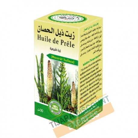 Huile de prêle des champs (30 ml)