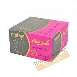Crème pour augmenter les hanches