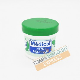 Medical cream menthol