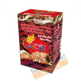 Masque barouk argile (akar fassi / plantes naturelles / poudre de cypraea)