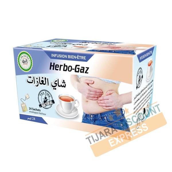Herbo-gas tea