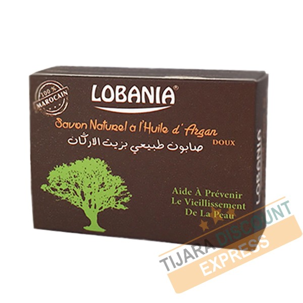 Natural Soap with argan oil (80 g)