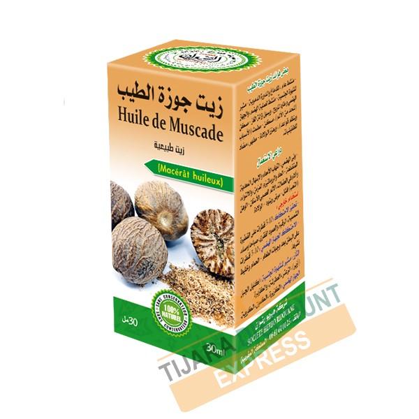 Huile de muscade (30 ml)