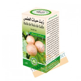 Huile de noix de galle (30 ml)