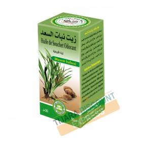 Huile de souchet odorant (30 ml)