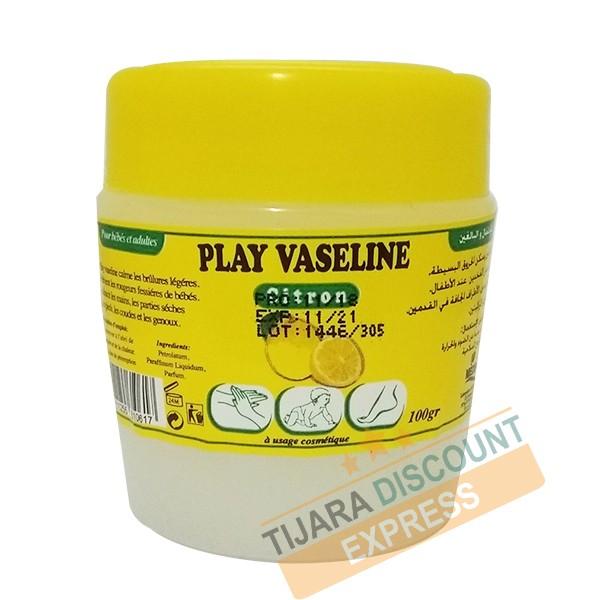 Vaseline Lemon