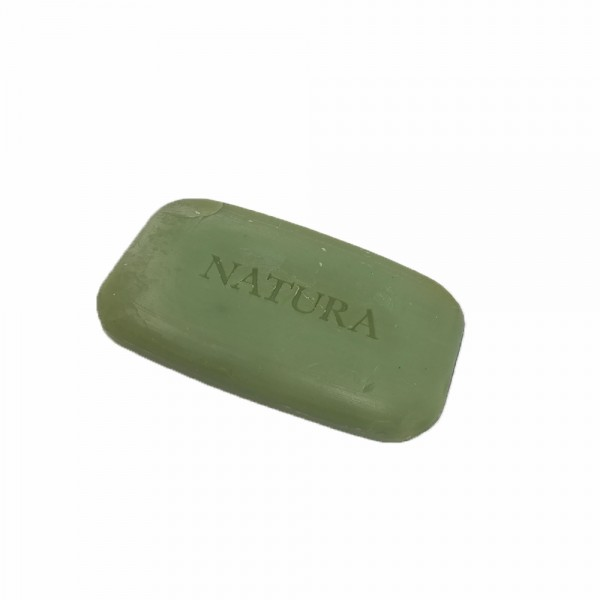Soap with olive oil perfumed with oud and musk