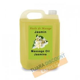 Huile de massage corps jasmin en vrac