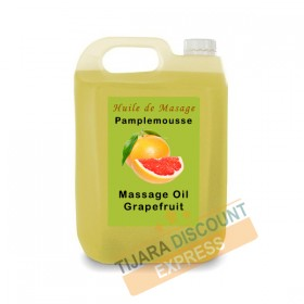 Grapefruit massage oil in bulk
