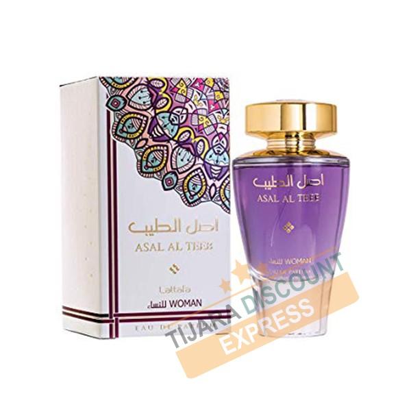 ASAL AL TEEB 100ml spray for women