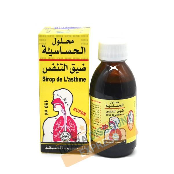 Asthma syrup