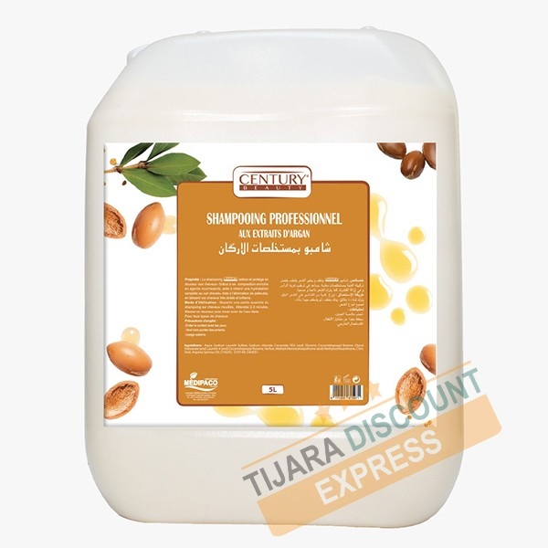 Professional shampoo with argan extracts (5L)
