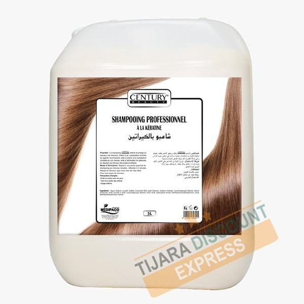 Shampoing professionnel à la kératine (5L)