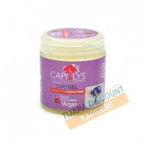 Capilys booster keratine wax gel with argan oil