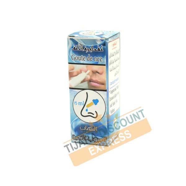 Pulvérisations nasales