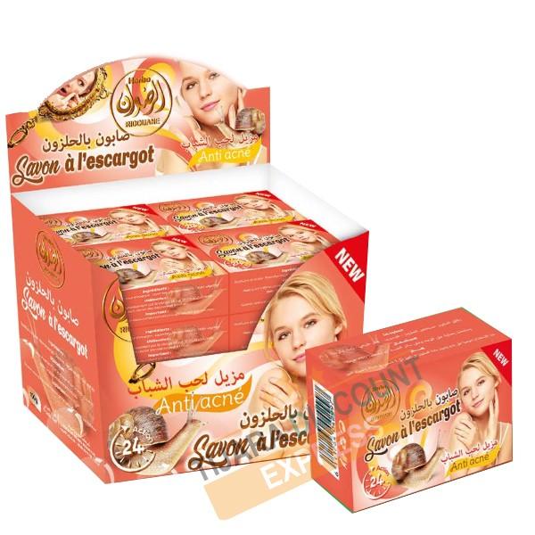 Snail soap (Anti acne)