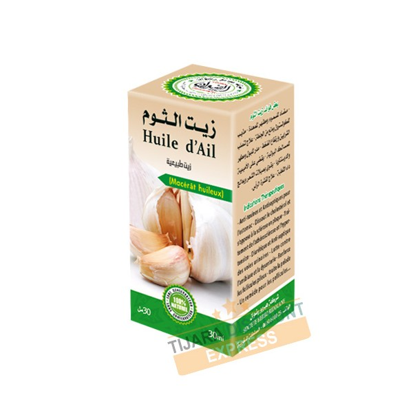 Huile d'ail (30 ml)