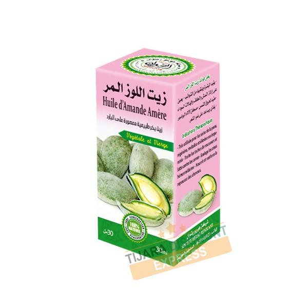 Huile d'amande amère (30 ml)