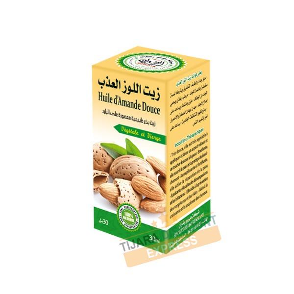 Huile d'amande douce (30 ml)