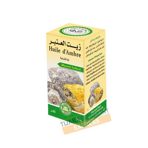 Huile d'ambre (30 ml)