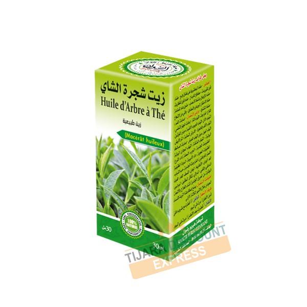 Huile d'arbre à thé (30 ml)