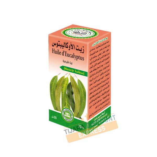 Huile d'eucalyptus (30 ml)