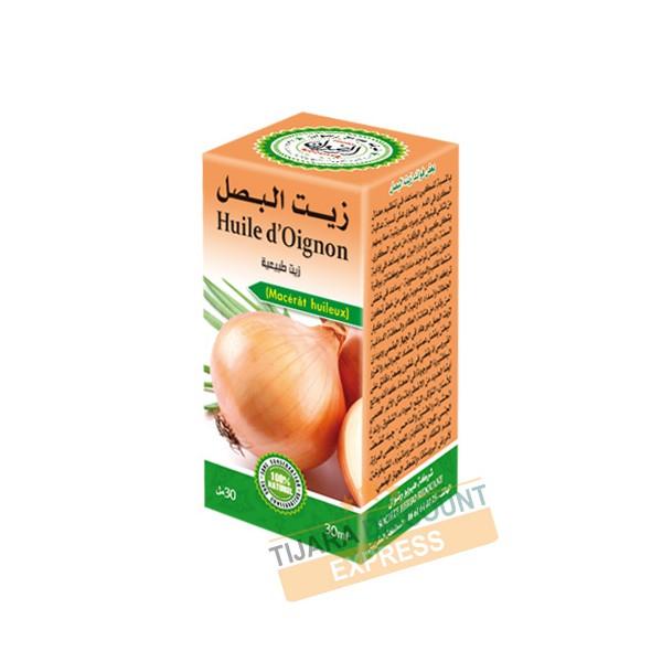 Huile d'oignon (30 ml)