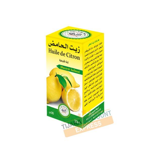 Huile de citron (30 ml)